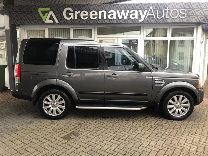 Used LAND ROVER DISCOVERY in Cardiff, Wales for sale