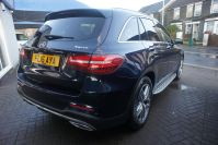 MERCEDES GLC-CLASS GLC 220 D 4MATIC AMG LINE PREMIUM LOVELY AMG LINE SPEC - 1754 - 8