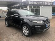 LAND ROVER RANGE ROVER EVOQUE TD4 SE TECH SUPERB LOOKING CAR PAN ROOF - 2014 - 2