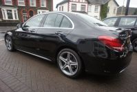 MERCEDES C-CLASS C220 D AMG LINE PREMIUM PLUS STUNNING CAR LOW MILES FSH - 1746 - 23