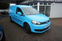 VOLKSWAGEN CADDY MAXI C20 TDI STUNNING EXAMPLE MUST BE SEEN  - 1356 - 2