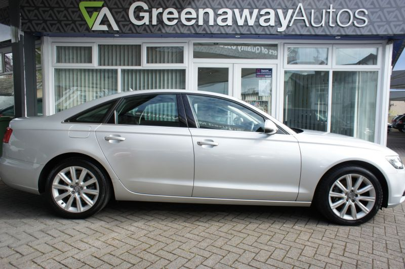 Used AUDI A6 in Cardiff, Wales for sale