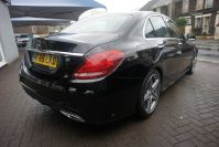MERCEDES C-CLASS C220 D AMG LINE PREMIUM PLUS STUNNING CAR LOW MILES FSH - 1746 - 25