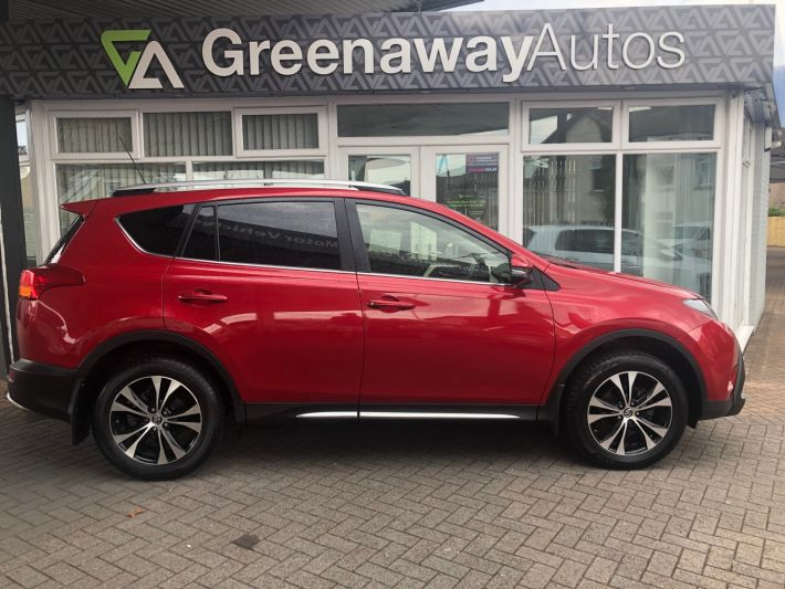 Used TOYOTA RAV-4 in Cardiff, Wales for sale