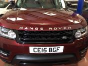 LAND ROVER RANGE ROVER SPORT SDV6 HSE DYNAMIC£6730 WORTH OF EXTRAS STUNNING - 1929 - 7