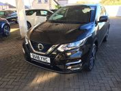 NISSAN QASHQAI N-CONNECTA DCI XTRONIC GREAT VALUE MUST BE SEEN  - 2085 - 9