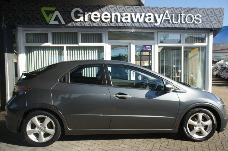 Used HONDA CIVIC in Cardiff, Wales for sale