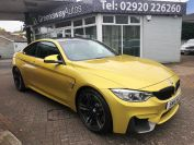 BMW 4 SERIES M4STUNNING CAR GREAT COLOUR - 1941 - 3
