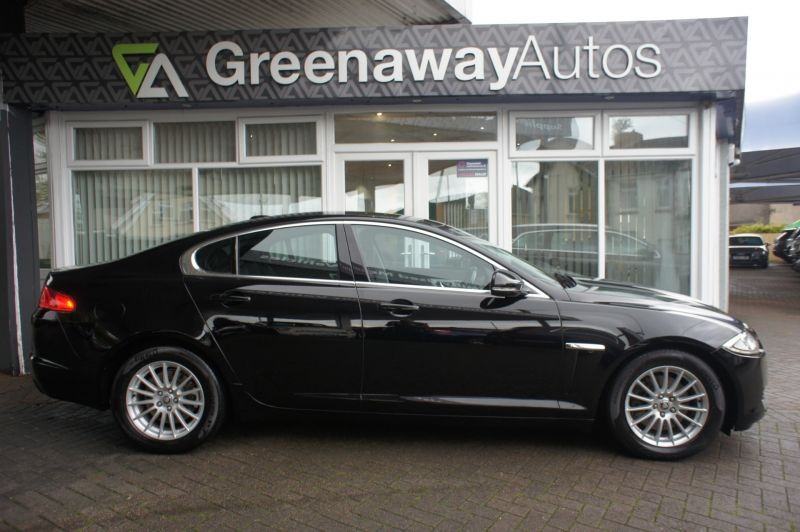 Used JAGUAR XF in Cardiff, Wales for sale