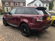 LAND ROVER RANGE ROVER SPORT SDV6 HSE DYNAMIC£6730 WORTH OF EXTRAS STUNNING - 1929 - 5