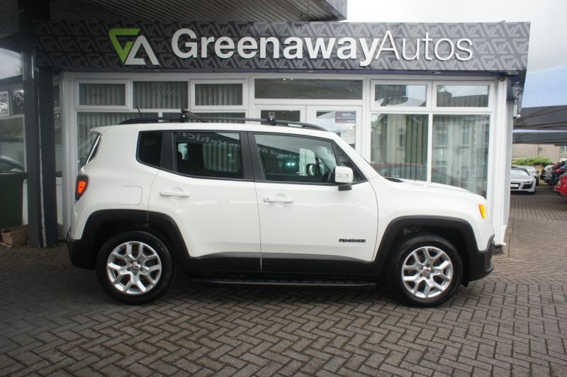 Used JEEP RENEGADE in Cardiff, Wales for sale