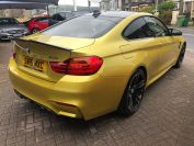 BMW 4 SERIES M4STUNNING CAR GREAT COLOUR - 1941 - 4