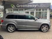 MERCEDES GL-CLASS GL350 BLUETEC AMG SPORT£7000 WORTH OF EXRAS  - 1923 - 1
