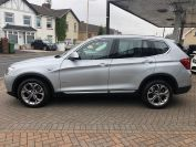 BMW X3 XDRIVE20D XLINE LOVELY LOW MILES MUST BE SEEN  - 2066 - 4