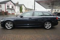 AUDI A6 AVANT TDI S LINE STUNNING CAR FULLY LOADED  - 1638 - 2