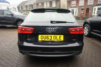 AUDI A6 AVANT TDI S LINE STUNNING CAR FULLY LOADED  - 1638 - 8
