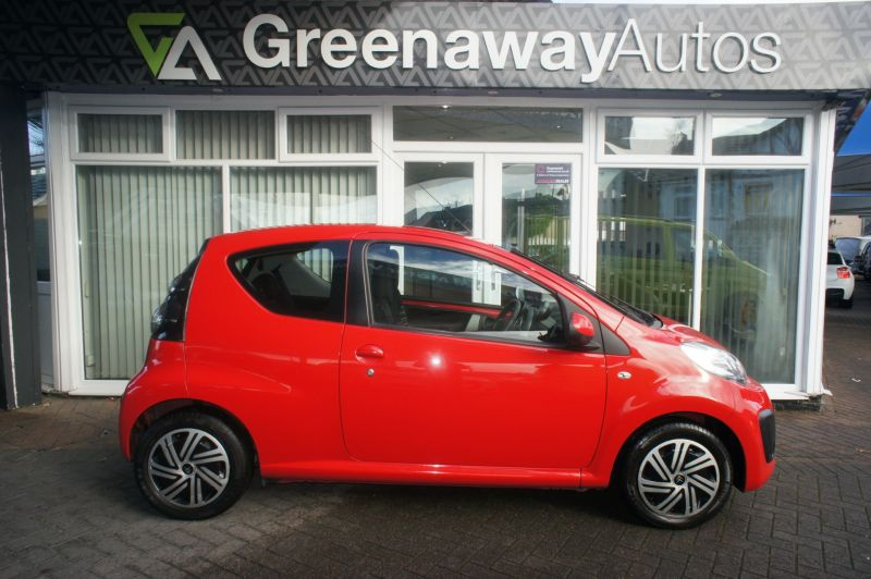 Used CITROEN C1 in Cardiff, Wales for sale
