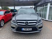 MERCEDES GL-CLASS GL350 BLUETEC AMG SPORT£7000 WORTH OF EXRAS  - 1923 - 2