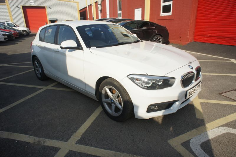 Used BMW 1 SERIES in Pontypridd, Wales for sale