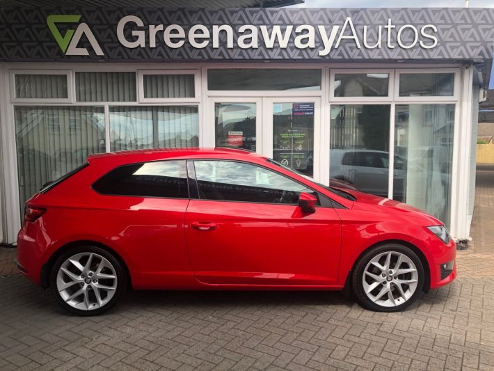 Used SEAT LEON in Cardiff, Wales for sale