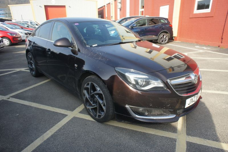 Used VAUXHALL INSIGNIA in Pontypridd, Wales for sale