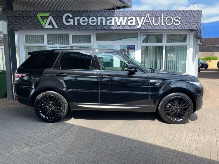 Used LAND ROVER RANGE ROVER SPORT in Cardiff, Wales for sale