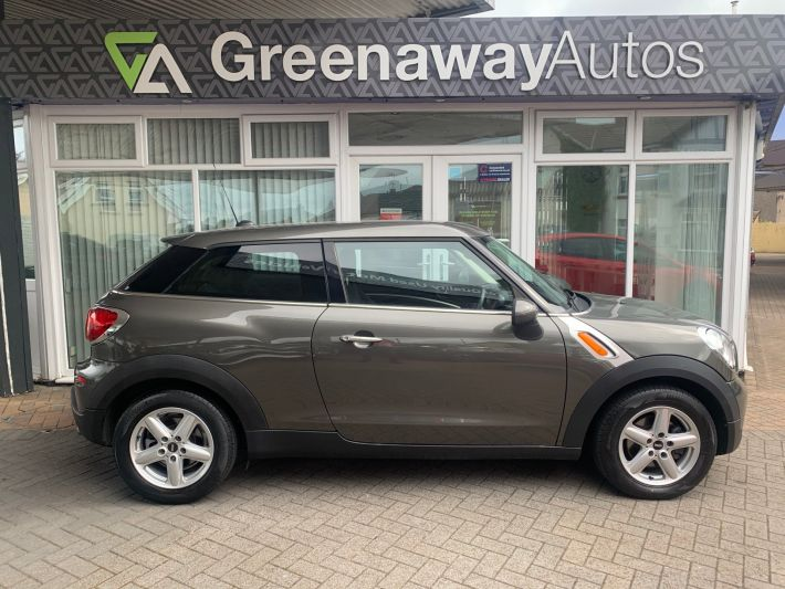 Used MINI PACEMAN in Pontypridd, Wales for sale