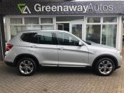 BMW X3 XDRIVE20D XLINE LOVELY LOW MILES MUST BE SEEN  - 2066 - 1
