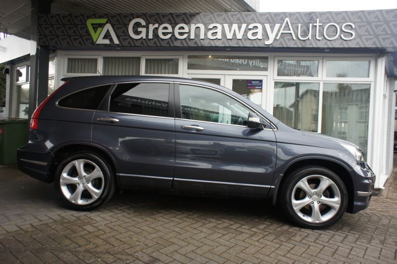 Used HONDA CR-V in Cardiff, Wales for sale