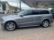 MERCEDES GL-CLASS GL350 BLUETEC AMG SPORT£7000 WORTH OF EXRAS  - 1923 - 4