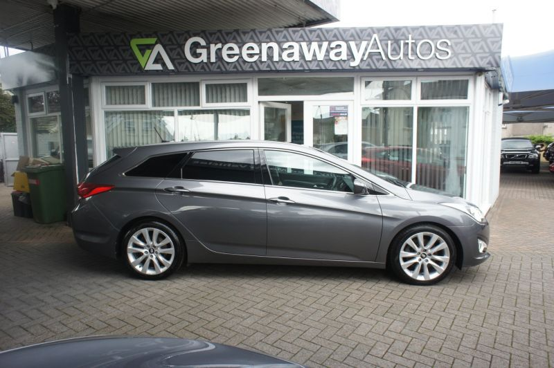 Used HYUNDAI I40 in Cardiff, Wales for sale