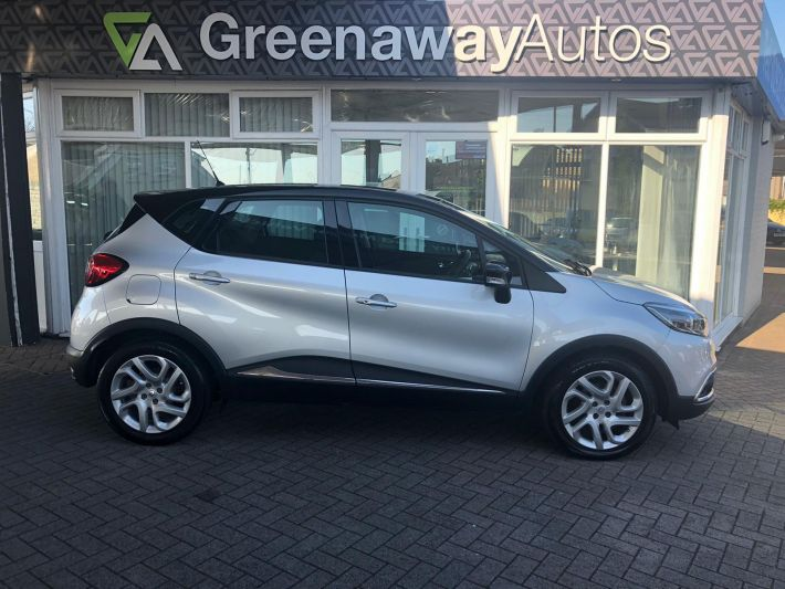 Used RENAULT CAPTUR in Cardiff, Wales for sale