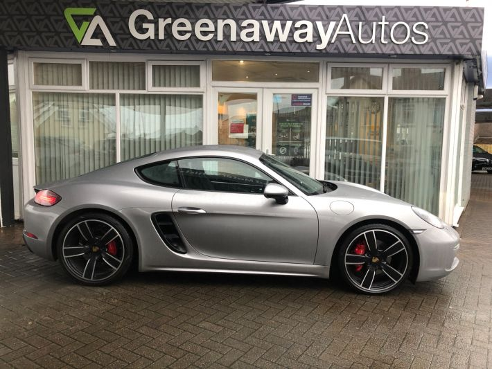 Used PORSCHE 718 in Cardiff, Wales for sale
