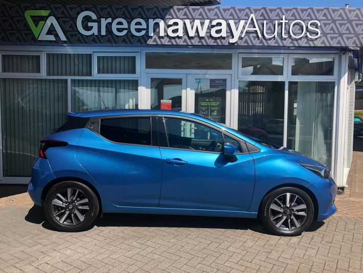 Used NISSAN MICRA in Cardiff, Wales for sale