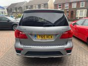 MERCEDES GL-CLASS GL350 BLUETEC AMG SPORT£7000 WORTH OF EXRAS  - 1923 - 7