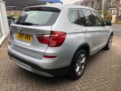 BMW X3 XDRIVE20D XLINE LOVELY LOW MILES MUST BE SEEN  - 2066 - 6