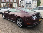 FORD MUSTANG GT AMAZING CAR WITH CUSTOM 4 PACK - 2089 - 2