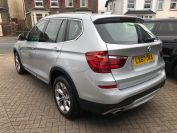 BMW X3 XDRIVE20D XLINE LOVELY LOW MILES MUST BE SEEN  - 2066 - 8