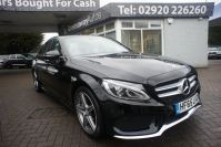 MERCEDES C-CLASS C220 D AMG LINE PREMIUM PLUS STUNNING CAR LOW MILES FSH - 1746 - 19