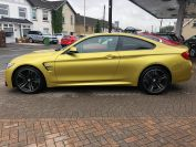 BMW 4 SERIES M4STUNNING CAR GREAT COLOUR - 1941 - 2