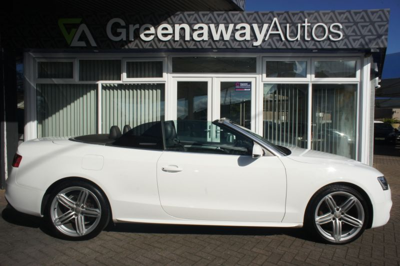Used AUDI A5 in Cardiff, Wales for sale