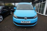 VOLKSWAGEN CADDY MAXI C20 TDI STUNNING EXAMPLE MUST BE SEEN  - 1356 - 3