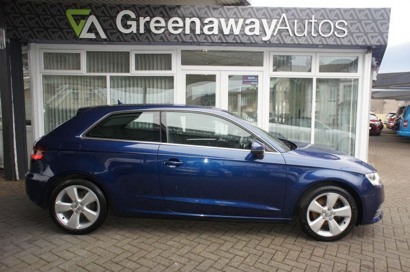 Used AUDI A3 in Cardiff, Wales for sale