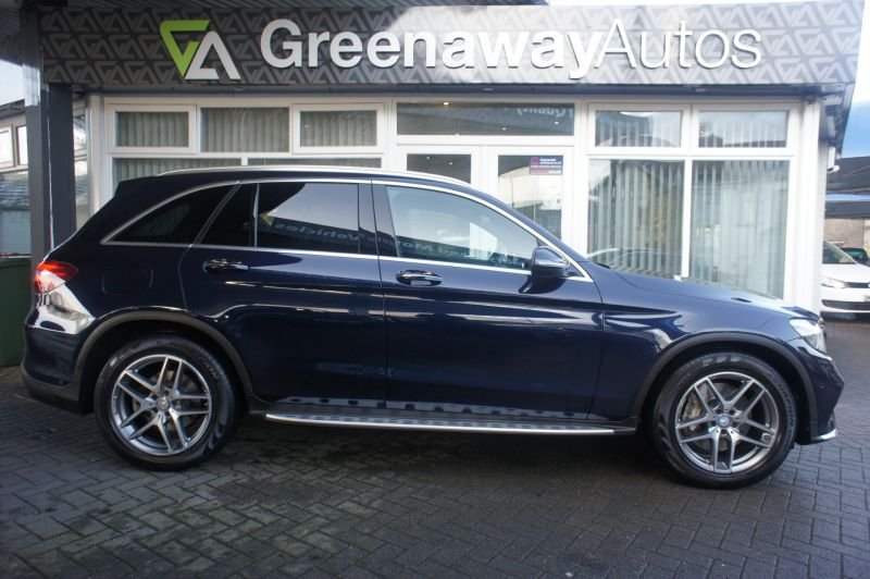 Used MERCEDES GLC-CLASS in Cardiff, Wales for sale