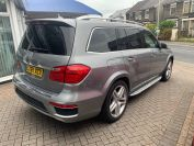 MERCEDES GL-CLASS GL350 BLUETEC AMG SPORT£7000 WORTH OF EXRAS  - 1923 - 5