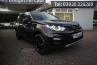 LAND ROVER DISCOVERY SPORT SD4 HSE LUXURY STUNNING CAR PAN ROOF   - 1705 - 2