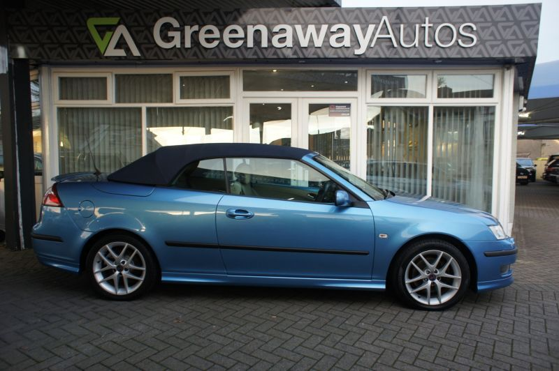 Used SAAB 9-3 in Cardiff, Wales for sale