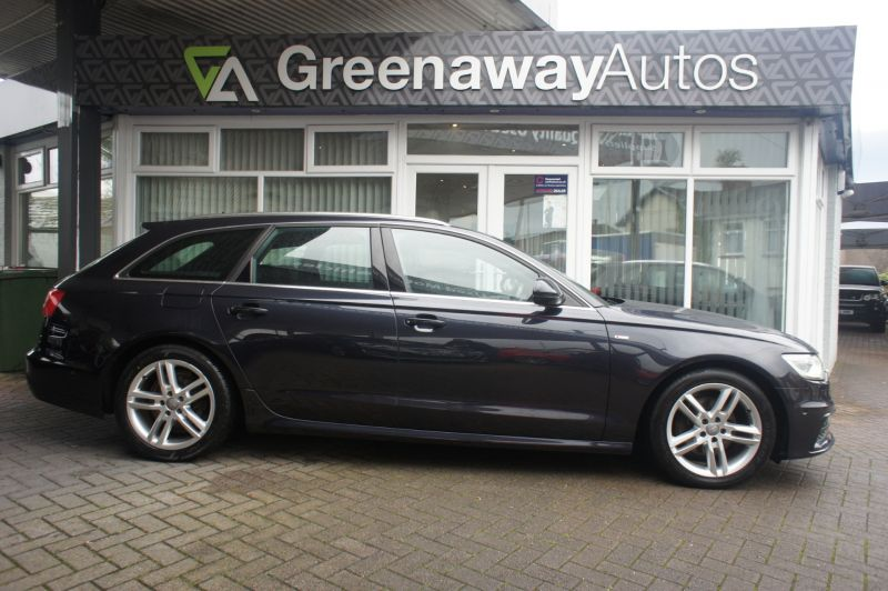 Used AUDI A6 in Pontypridd, Wales for sale