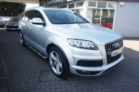 AUDI Q7 TDI QUATTRO S LINE PLUS S/S BEAUTIFUL CAR TOP SPEC  - 1475 - 2