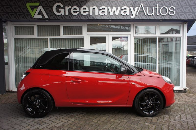Used VAUXHALL ADAM in Pontypridd, Wales for sale